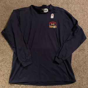 Vintage Michigan Wolverines 1997Champs Long Sleeve